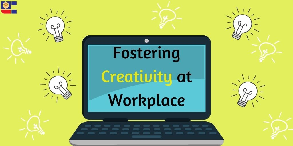 creativity at workplace image
